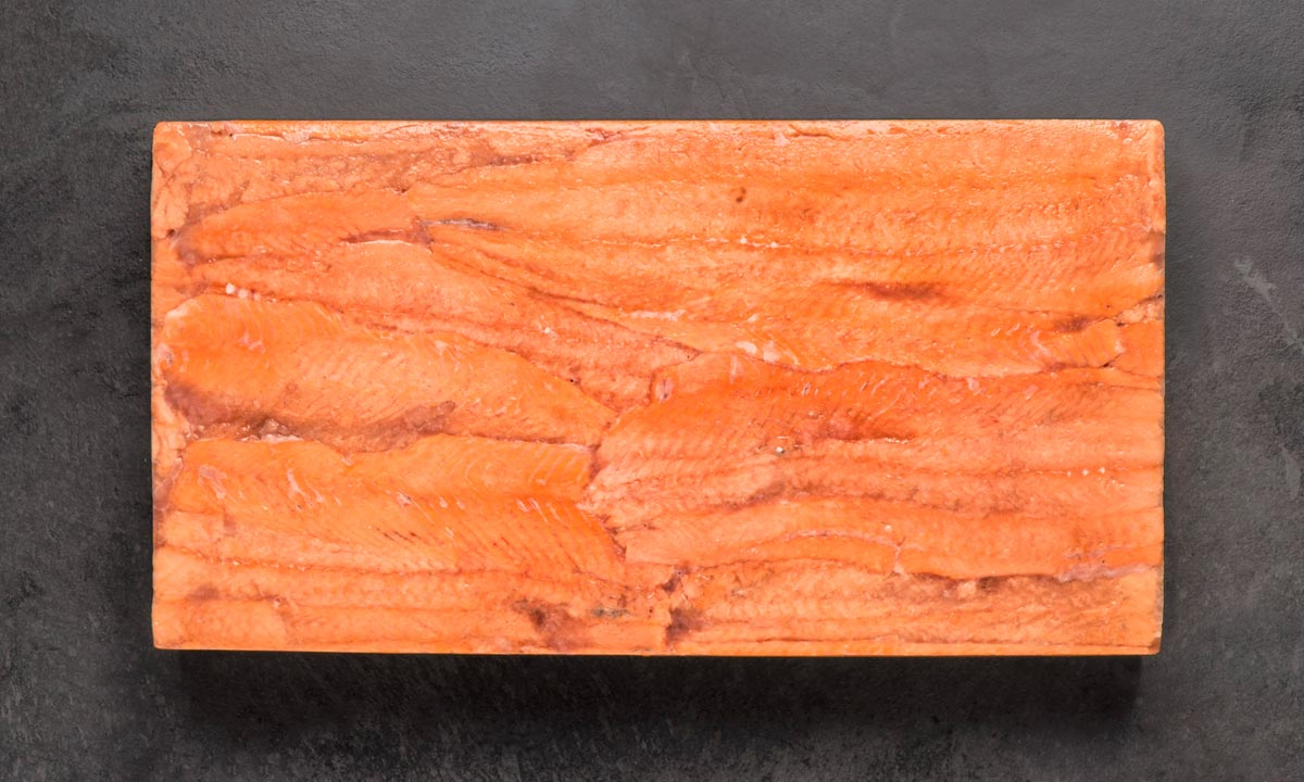 BLOQUE FILETES - Formato: congelado - Tamaño: 7,5 kgs x3