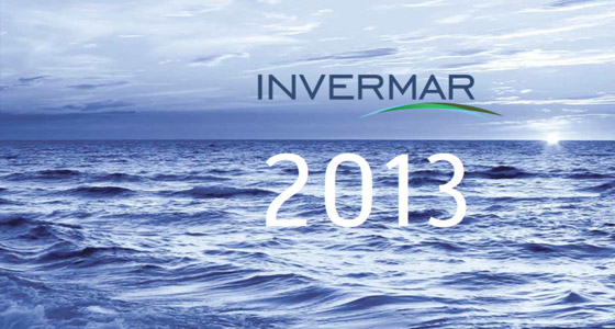 Memoria-anual-2013 Invermar, Producer and exporter of Pacific and Atlantic salmon Chile