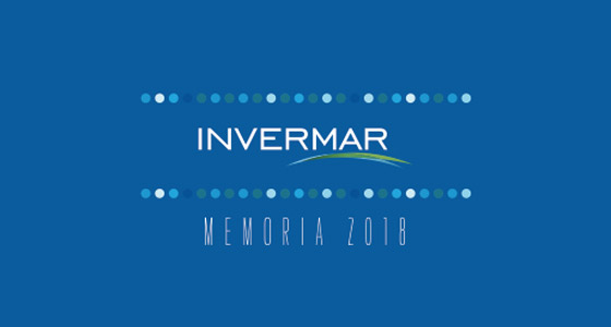 Memoria-anual-2018 Invermar, Producer and exporter of Pacific and Atlantic salmon Chile
